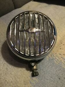 Hella Light Lamp With Grill Stone Guard Brake Light Mesh Grill Porsche Vw Bug