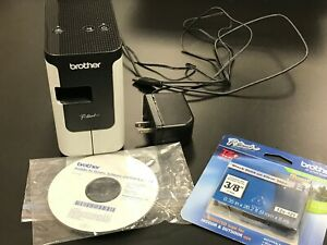 Brother P touch Pt p700 Pc Connectable Label Maker