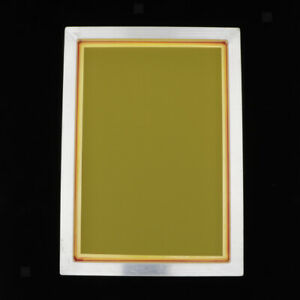 Silk Screen Frame For Screen Printing 11x12 With High Quality Mesh 120