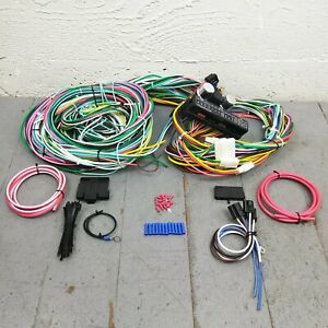 1954 1959 Chevy Truck Wire Harness Upgrade Kit Fits Painless Terminal Complete