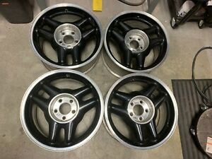 1993 Mustang Cobra R Wheel Set F3z 1007 Aa
