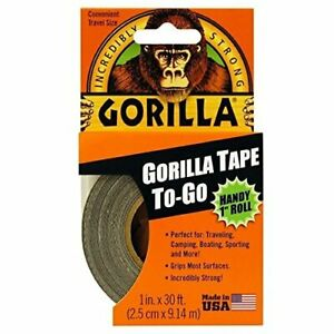 Gorilla Tape To go Handy 1 Roll 1 In pack Of 18