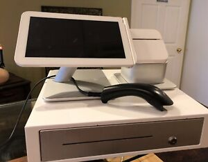 Clover C100 Station Point Of Sale System Complete Pos System