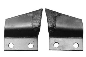 Right Left Cup Cutter lot Of 22 135924 135925 Fits Ditch Witch Trenchers