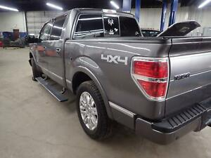 10 11 12 13 14 F150 Bed styleside 5 6 Box W wheel Lip Moulding Gray Uj