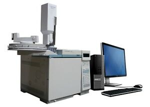 Agilent 6890 Gc System With 7683 Autosampler