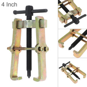 4 Inch Two Jaw Bearing Puller Auto Motorcycle Remover Extractor Mechanic Tools