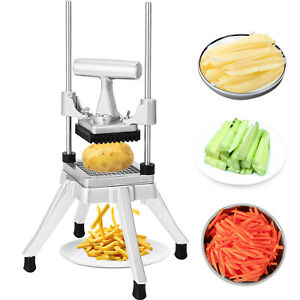Vegetable Fruit Dicer Onion Tomato Slicer Chopper Restaurant Commercial Nsf 1 4