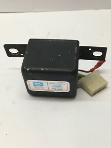 Standard Ignition Parts Voltage Regulator Vr 139 Dodge Ford Mazda Plymouth