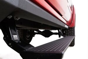 Amp Research Black Powerstep Xl For 2013 2015 Dodge Ram 1500 Crew Cab