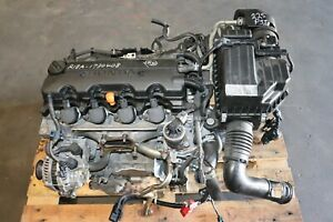 Jdm 06 11 Honda Civic Fa Fg 4cyl 1 8l Sohc Vtec R18a Engine Motor Only