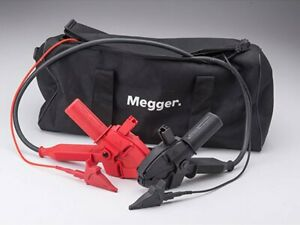 Megger 1004 448 Dlro100 Cat Iv 600v Lead Set 5m