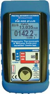 Pie 422plus Diagnostic Thermocouple Milliamp Calibrator