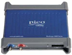 Pico 3203d Mso Picoscope Pc Oscilloscope Mso 2 16 Channels With Fg awg 50 Mhz