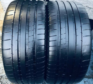 2 245 40zr19 98y Michelin Pilot Super Sport 7 8 32 Tread Life 245 40 19