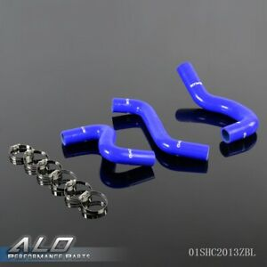 Fit For Toyota Vits Ncp91 Yaris Silicone Radiator Hose Clamps Kit 2005 2013