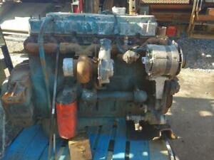 Rebuildable Core 2000 International Dt466e Diesel Engine Take Out Turns 360