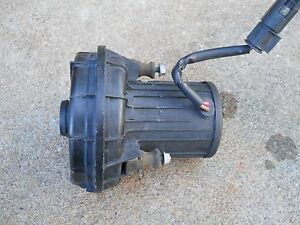 2002 08 Bmw 745 I 750 I Smog secondary Air Pump Under Hood Parts Available