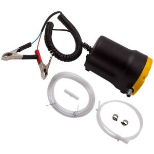 12v Electric Oil Transfer Pump Diesel Extractor Suction Pump For Truck Boat Atv