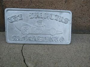 Car Club Plaque Many To See Look At My Other Item Garage Sale Find Today Chevy
