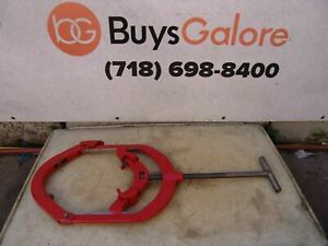 Reed Hinged Pipe Cutter H 12 8 12 Inch For Threader Very Late Model