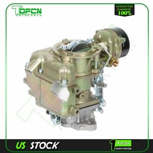 Carburetor Carbie Carby For Ford Yf Type Carter 240 250 300 6 Cil D5tz9510ag