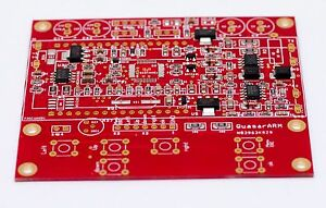 Diy Assembled Pcb Board Quasar Arm Metal Detector With Components