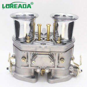 Replace Weber 48 Idf Carburetor With Air Horn For Bug Beetle Vw Porsche