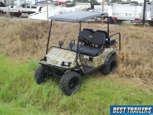 Beast Hunter Ss Lifted Ezgo Golf Cart Bad Boy Hunting Buggy Offroad Electric Utv