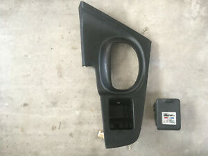 Toyota Supra auto Dash Panel And Ashtray Assembly Oem Lhd Mk4