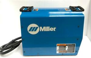 Miller Xmt 350 Vs Dc Inverter Arc Welder With Auto line 208 575v