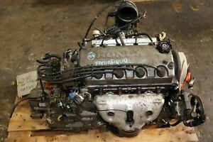 Jdm 96 00 Honda Civic Dx 1 5l D15b Sohc Non Vtec Engine Automatic Transmission