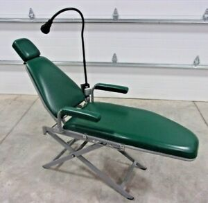 Dntlworks Portable Dental Procedure Chair With Light Carry Bags Excellent