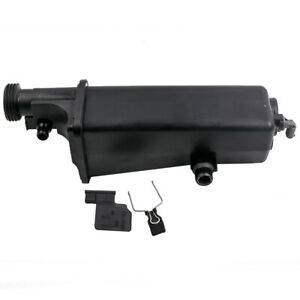Radiator Coolant Overflow Expansion Tank Bottle Reservoir For Bmw 325i 2001 2002
