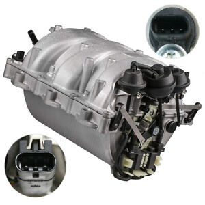 Engine Intake Manifold Assembly For Mercedes Benz C230 E350 C280 R350 Ml350