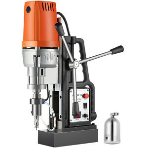 Vevor 1680w Magnetic Drill Press 2 Boring Dia 2900 Lbs Magnet Force Md50