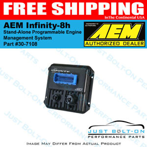 Aem Infinity 8h Stand Alone Programmable Engine Management System 30 7108
