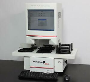 Tomtec Quadra 4 Spe Model 4000 205 Automated Liquid Handler With Pc