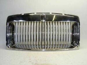 16 Rolls Royce Wraith Ghost Dawn Front Grille Grill Trim Chrome Panel 730135706