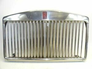 02 Rolls Royce Silver Seraph Front Main Grille Chrome Trim Panel