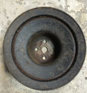 Ford Small Block Mustang Cougar Torino Maverick Water Pump Pulley