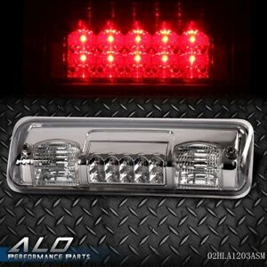 For 04 08 Ford F 150 Pickup Truck Led Third 3rd Brake Tail Light Lamp Smoke