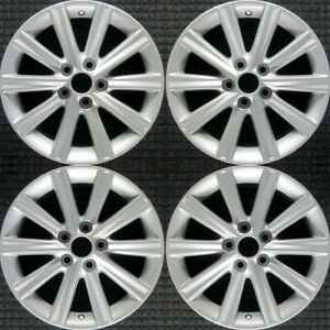 Set 2012 2013 2014 Toyota Camry Oem Factory 4261106740 17 Oe Wheels Rims 69603