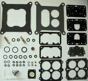 3310 Holley Carburetor Reapair Kit 750 Or 780 Cfm Does All 3310 Models New