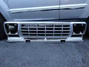 78 79 Ford Pickup Truck Bronco Factory Front Grille Assembly Oem Grill