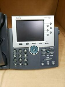 Lot Of 10 Genuine Cisco Cp 7965g 7965 Ip Business Phone