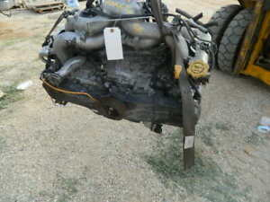 2009 09 2010 10 Subaru Forester 2 5l Engine Motor Assembly