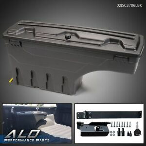 For 02 18 Dodge Ram 1500 2500 3500 Truck Bed Storage Box Toolbox Driver Side