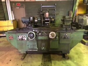 Brown And Sharpe 3 Id Od Universal Grinder 3 Hp 2100 2400 2800 Rpm