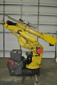Fanuc S 420if 6 Axis Robot 6 Axis 140 0 Kg Payload Rj2 Controller With Teach Pen